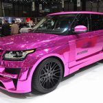 Hamann Mystere: Un Range Rover care intoarce toate privirile!