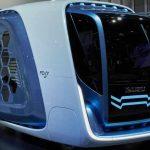 Isuzu FD-SI Concept: masina de livrare prezentata la Salontul Auto de la Tokyo