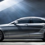 A treia generatie a modelului Mercedes CLS
