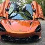 23 Bitcoin pentru un McLaren 720S