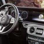 Interiorul noului Mercedes G Class GALERIE FOTO