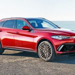 Alfa Romeo Stelvio – Un SUV rival pentru Audi Q7, BMW X5 si Mercedes GLE