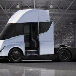 Tesla a prezentat primul camion electric – Tesla SEMI